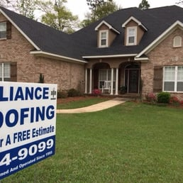 Photo Of Alliance Roofing   Mobile, AL, United States. Beautiful Job Done In