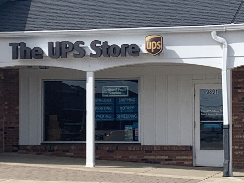 The UPS Store: 9891 Montgomery Rd, Cincinnati, OH