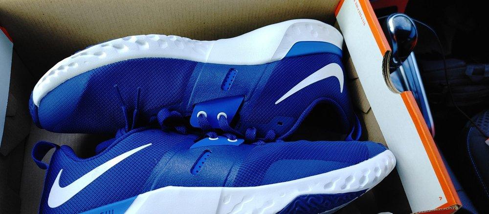 Nike: 9801 S Alameda St, Los Angeles, CA