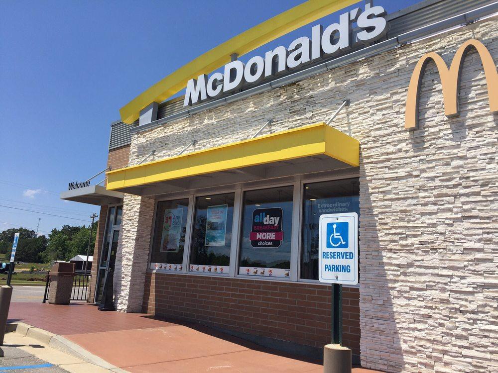 McDonald's: 16455 Hwy 43, Grove Hill, AL