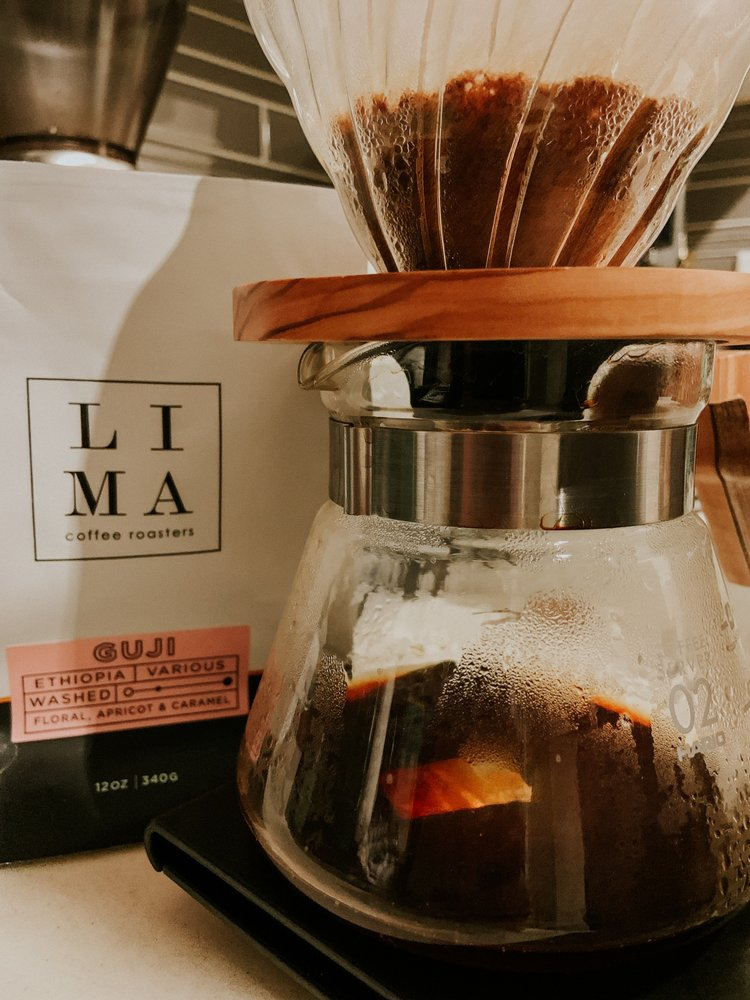 Lima Coffee Roasters: 215 E Foothills Pkwy, Fort Collins, CO