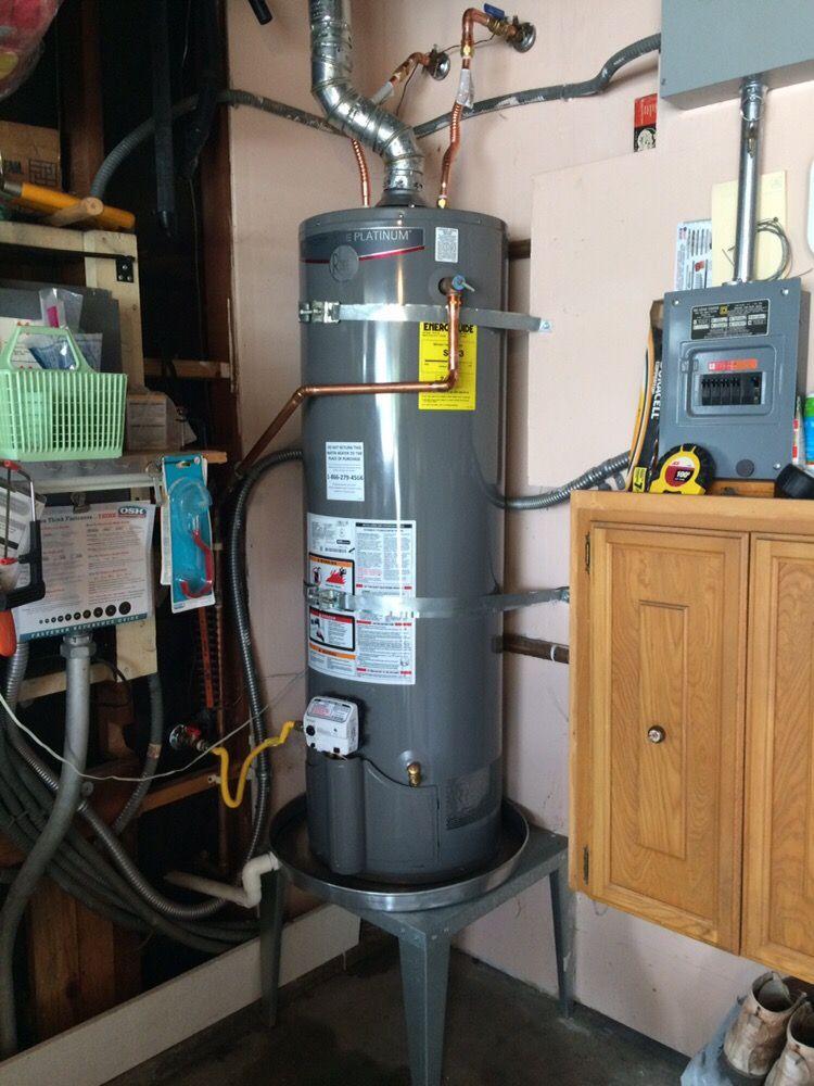 Rheem Water Heater Install Yelp