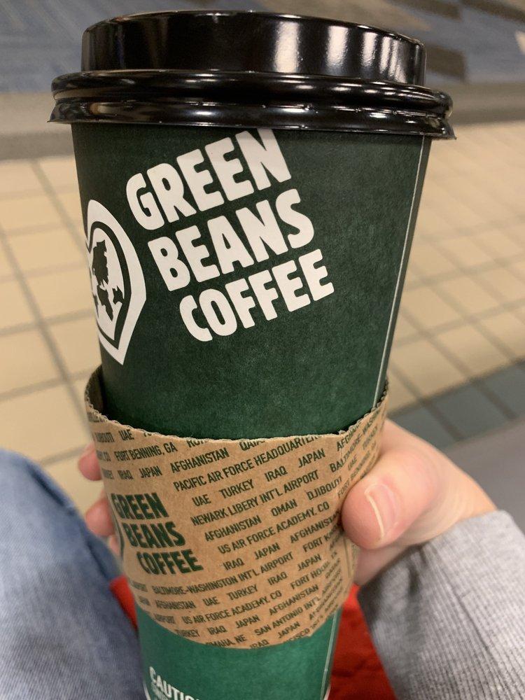 Green Beans Coffee