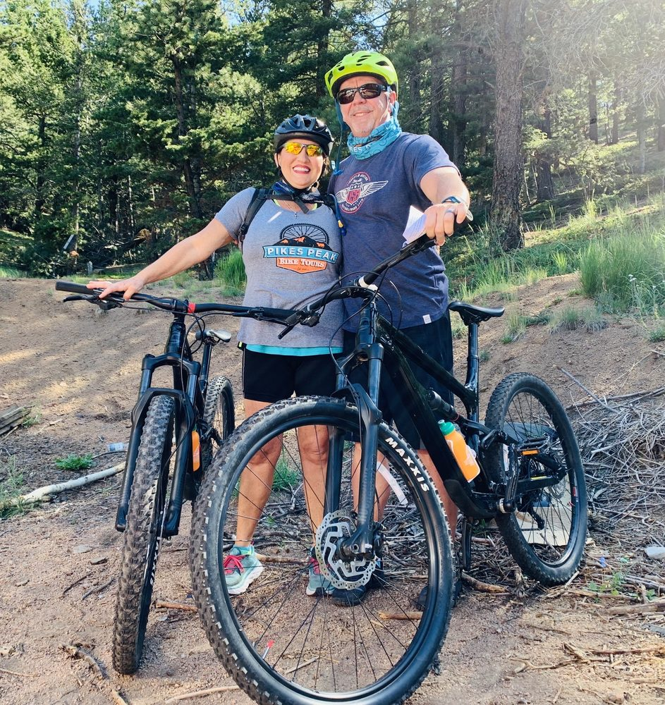 Social Spots from Pikes Peak Bike Tours
