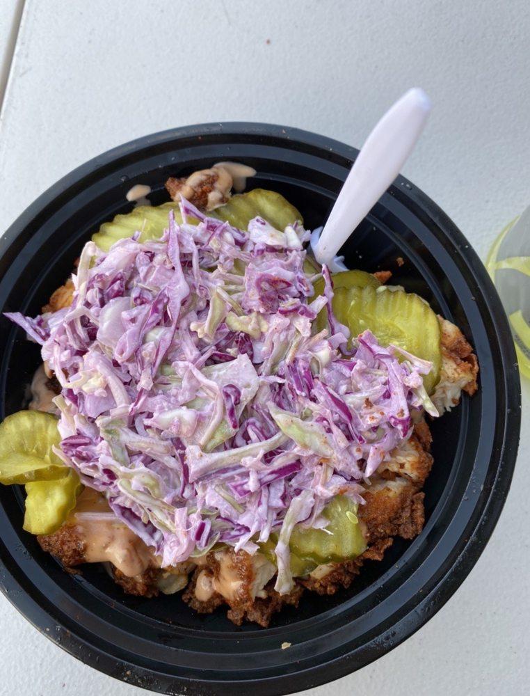 Don Fuegos Chicken: 14529 San Bernardino Ave, Fontana, CA