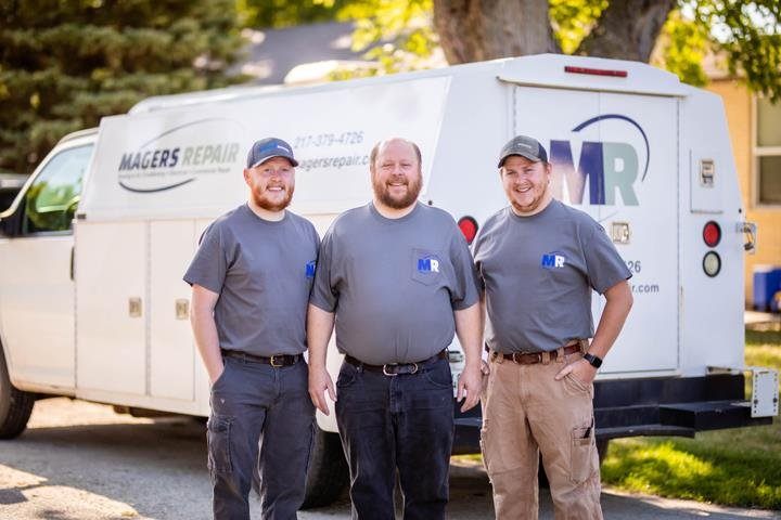 Magers Repair HVAC & Electrical: Paxton, IL