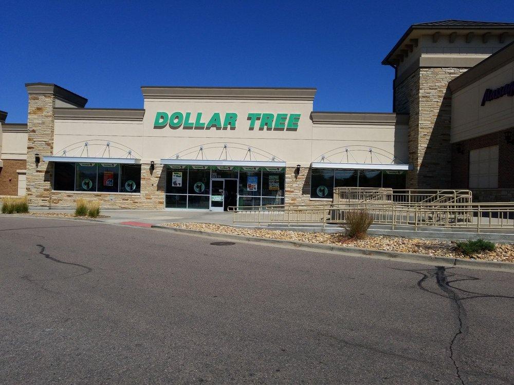Dollar Tree: 5650 Allen Way, Castle Rock, CO