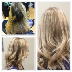 Salon professionals parrucchieri 1810 n crossover rd for Abstract salon fayetteville ar