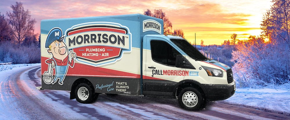 Morrison Plumbing, Heating and Air: 8124B Bunkum Rd, Caseyville, IL