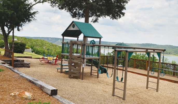 Teal Point Resort: 715 Teal Point Rd, Mountain Home, AR