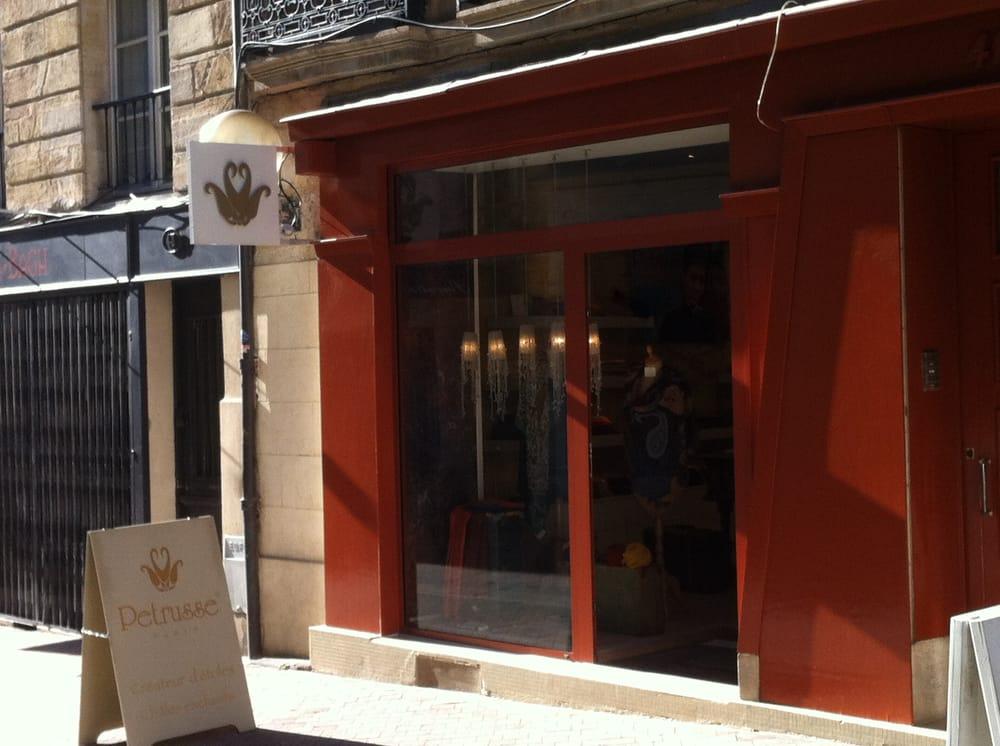 P trusse accessoires 41 rue des remparts h tel de for Hotel rue lafaurie monbadon bordeaux