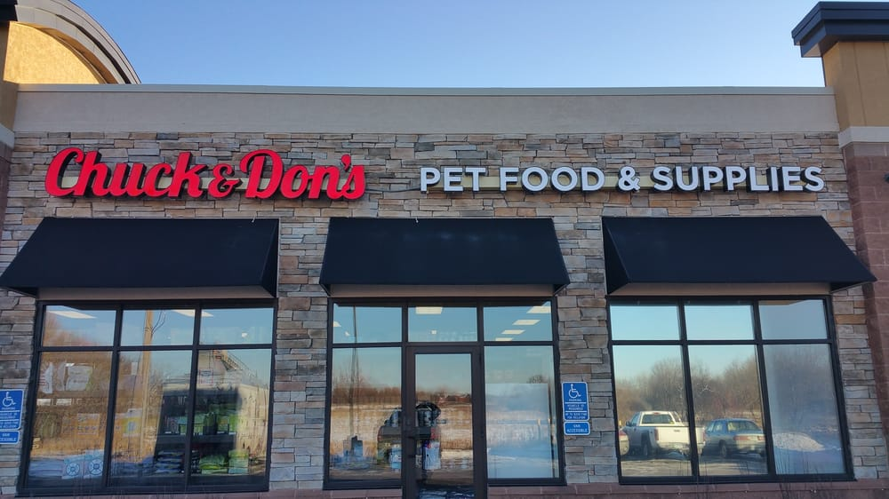 Chuck And Don S Pet Food