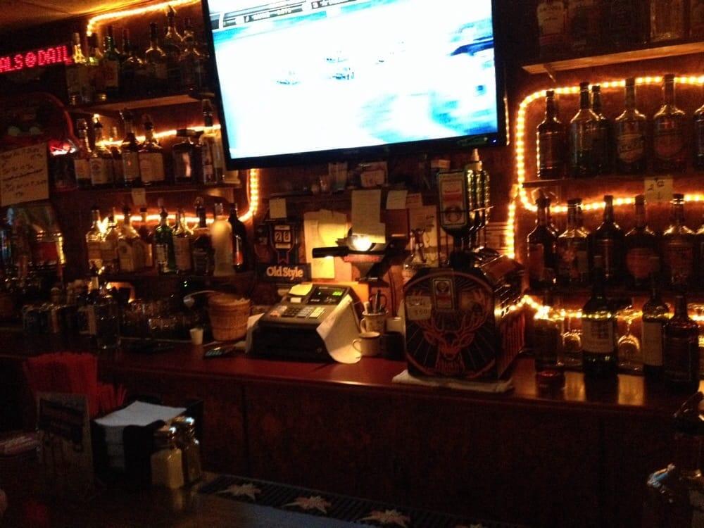 Rank & File Lounge: 1341 S Washington St, Du Quoin, IL