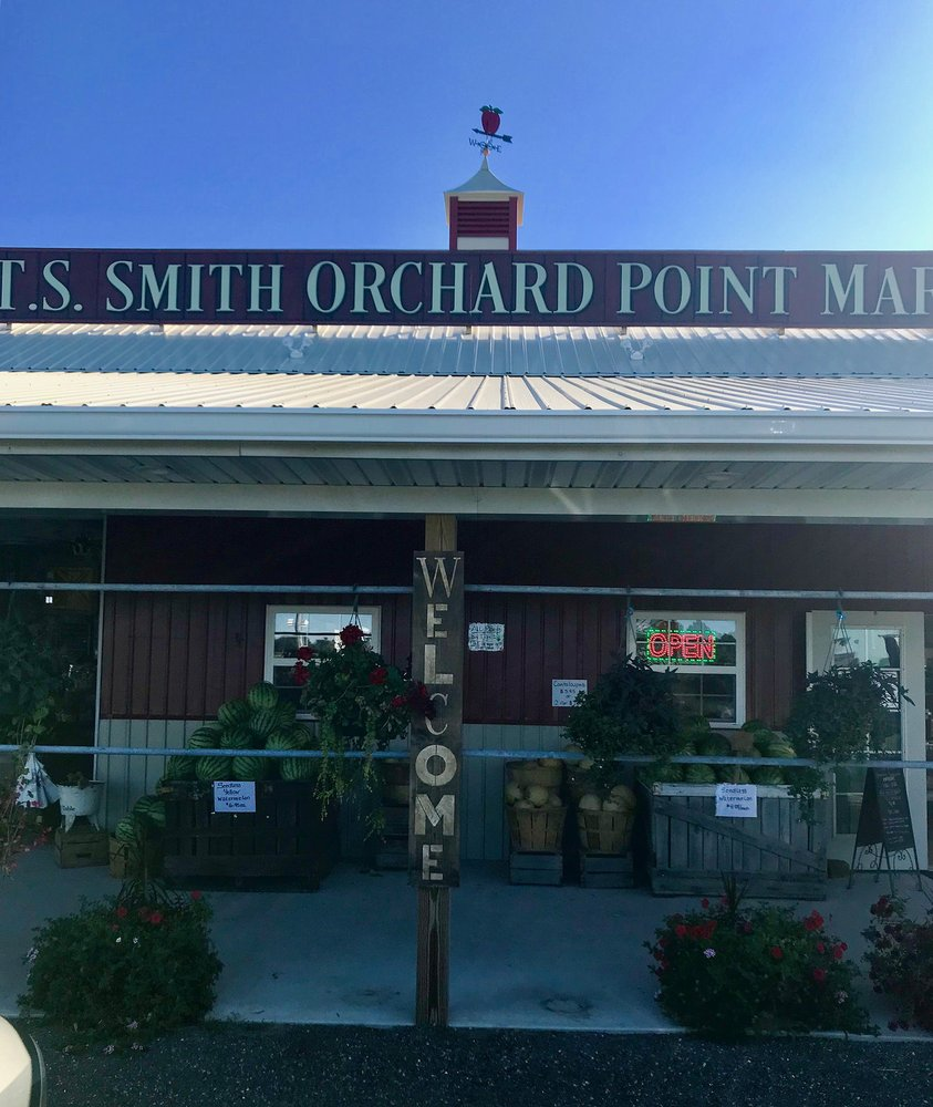 TS Smith & Sons Farm Market: US 13A And De 40 Redden Rd, Bridgeville, DE