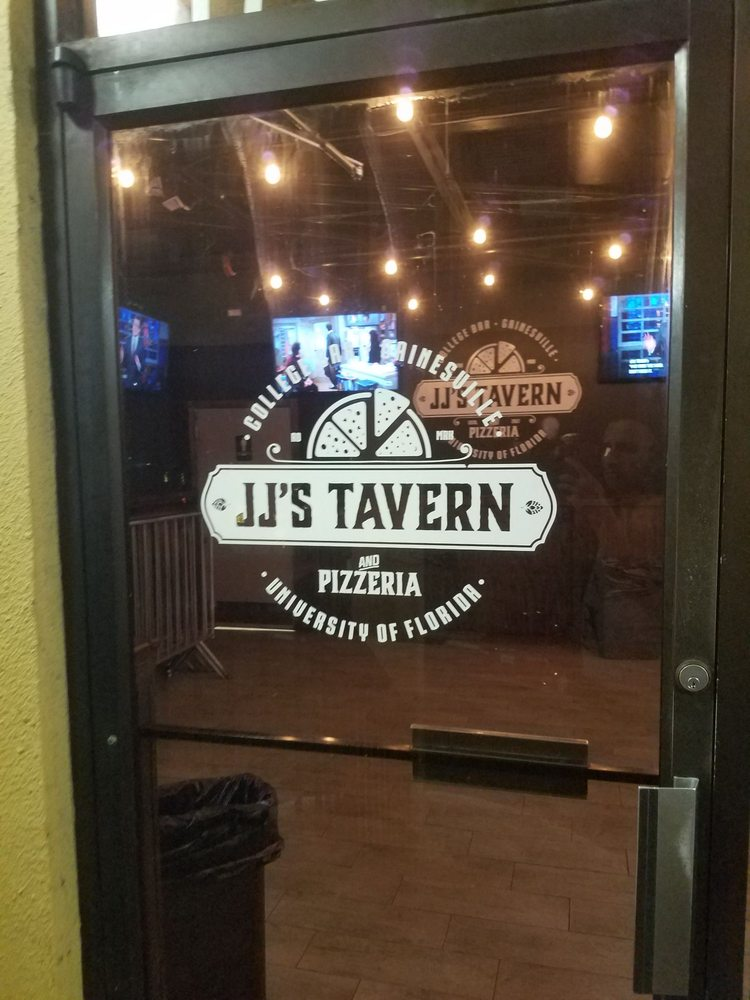 JJ's Tavern: 1702 W University Ave, Gainesville, FL