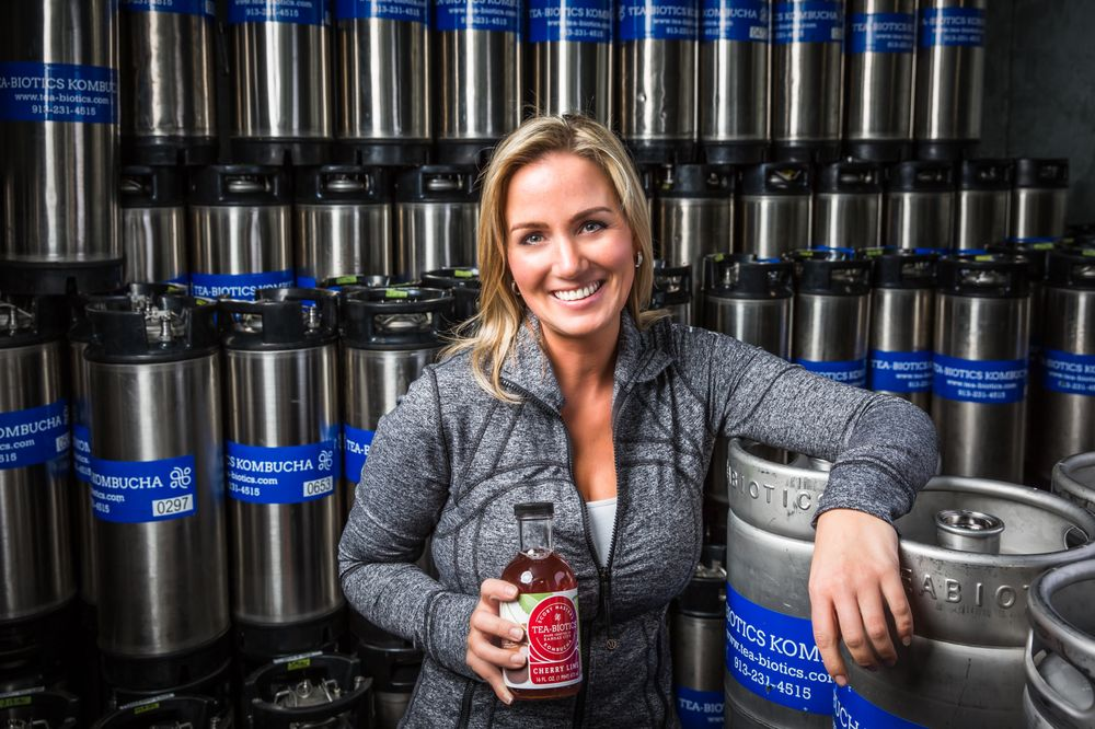 Scoby Masters Tea-Biotics Kombucha
