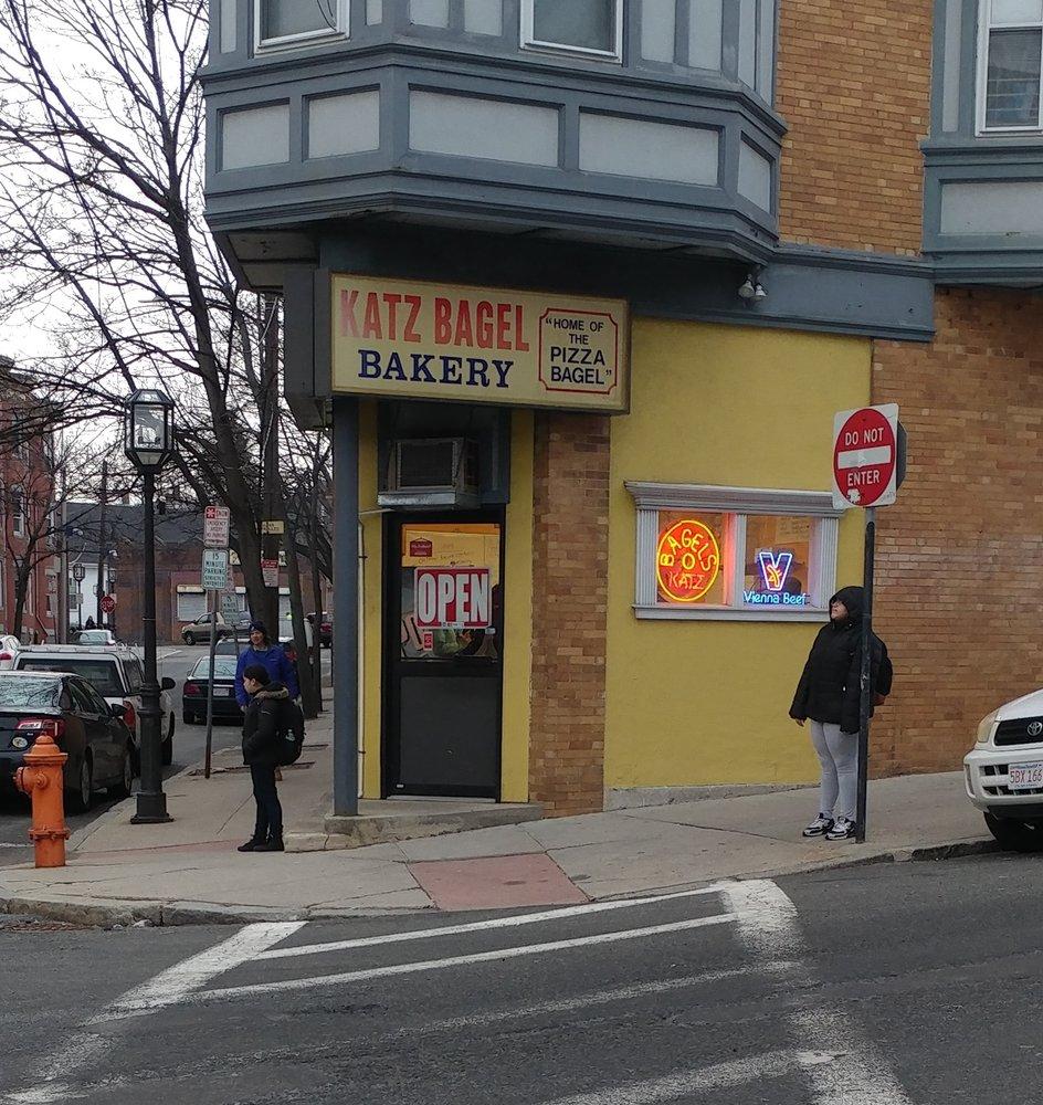 Katz Bagel Bakery: 139 Park St, Chelsea, MA
