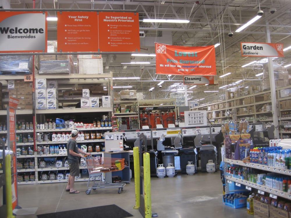 Home Depot Interior Yelp