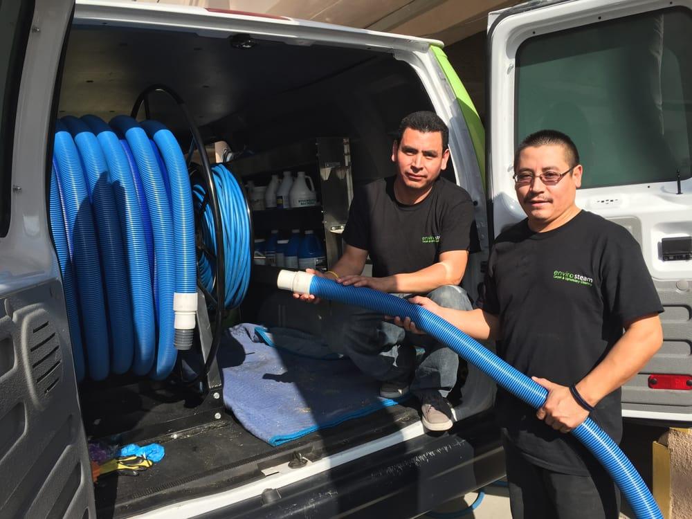 The fabulous duo romeo and usvaldo thank you yelp - Steam clean car interior near me ...