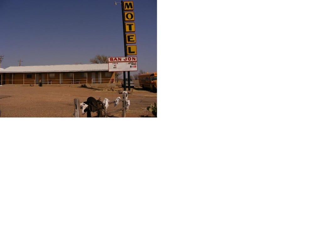 San Jon Motel: 715 E Main St, San Jon, NM