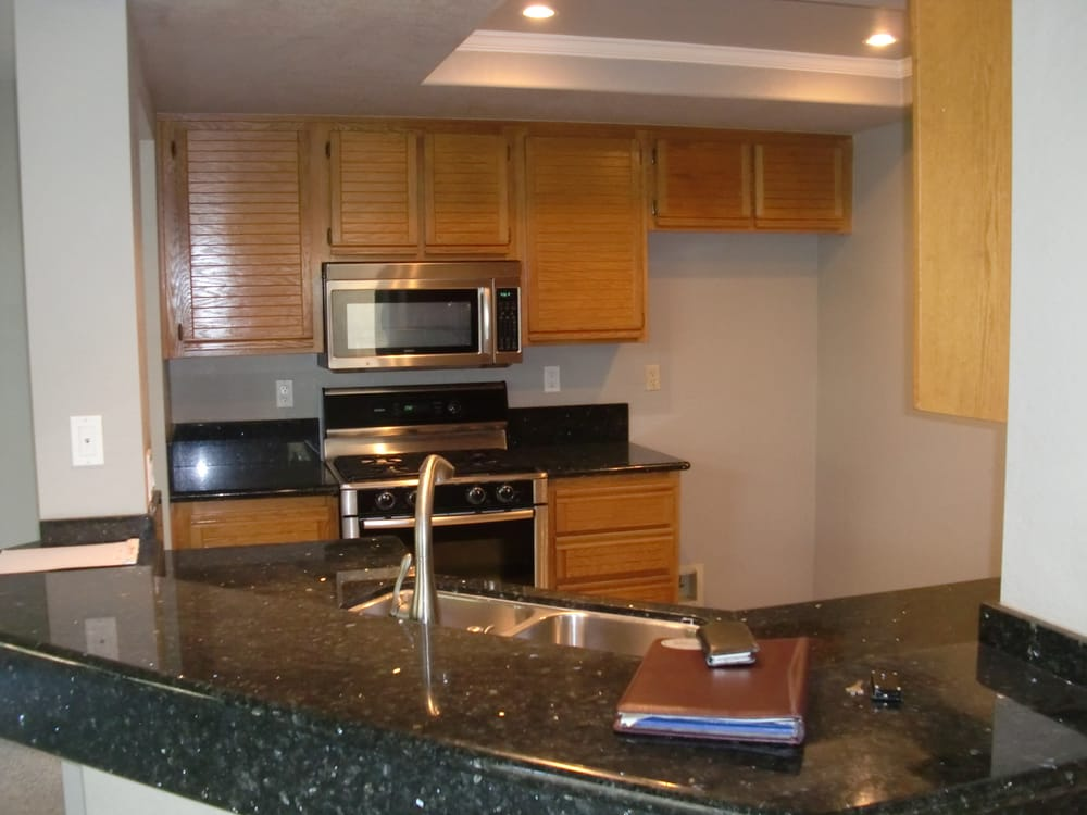 Before yelp for Boyars kitchen cabinets