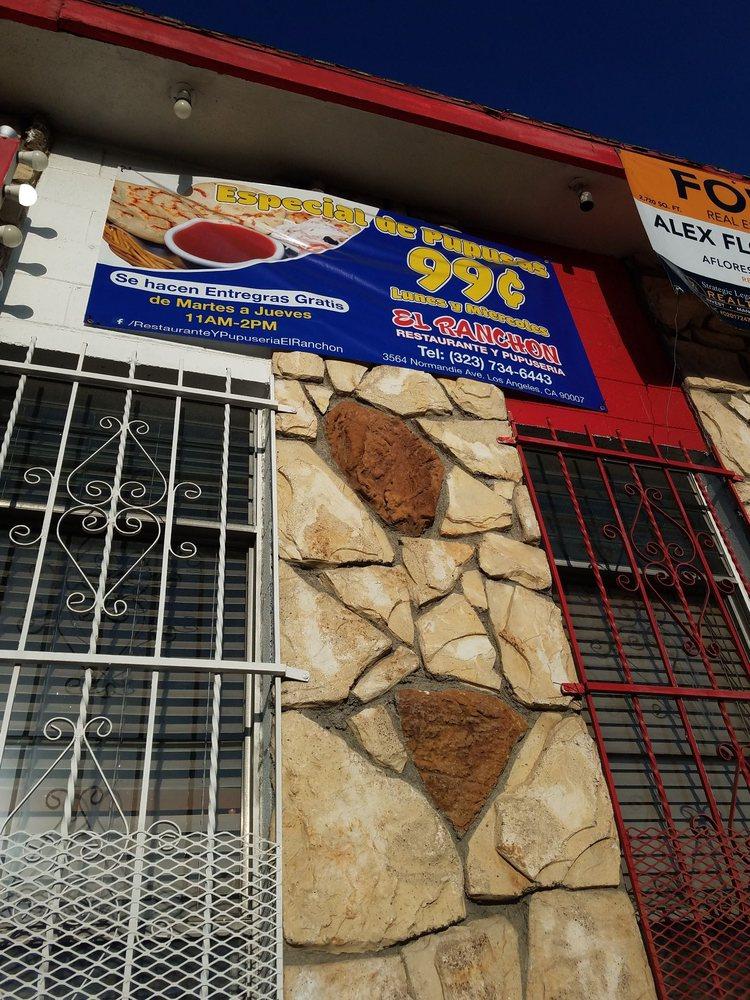 Restaurant & Pupuseria El Ranchon
