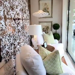 Photo Of Quatrine Furniture   Houston, TX, United States. Slipcovered Milan  Chairs ...