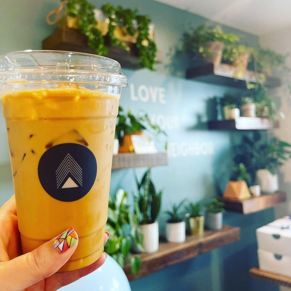 Teleo Coffee: 132 W Monroe Ave, Kirkwood, MO