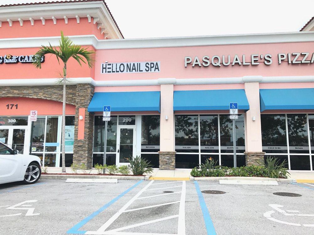 Hello Nail Spa: 171 S State Rd 7, Royal Palm Beach, FL