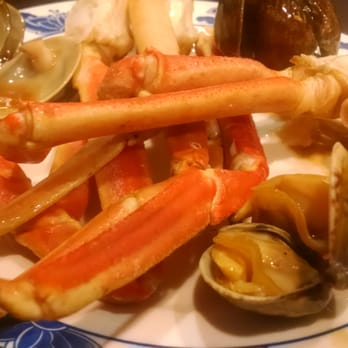 Photo Of Lin S Buffet Albuquerque Nm United States Snow Crab On The