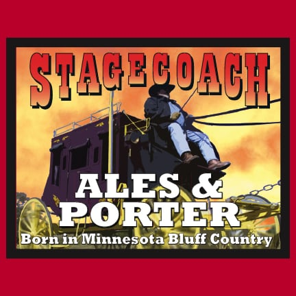 Stagecoach Brewing Company: 101 E 5th St, Mantorville, MN