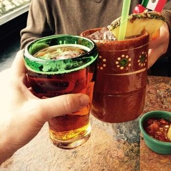 El Patron Mexican Restaurant Worcester Menu