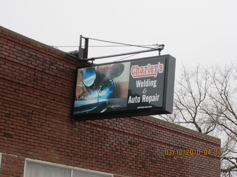 Charley's Welding & Auto Repair: 202 S Fourth St, Kennebec, SD