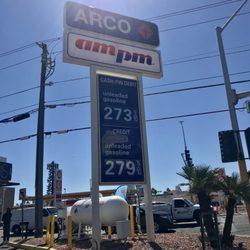 Las Vegas Gas Prices >> Ampm 4380 Spring Mountain Rd Chinatown Las Vegas Nv