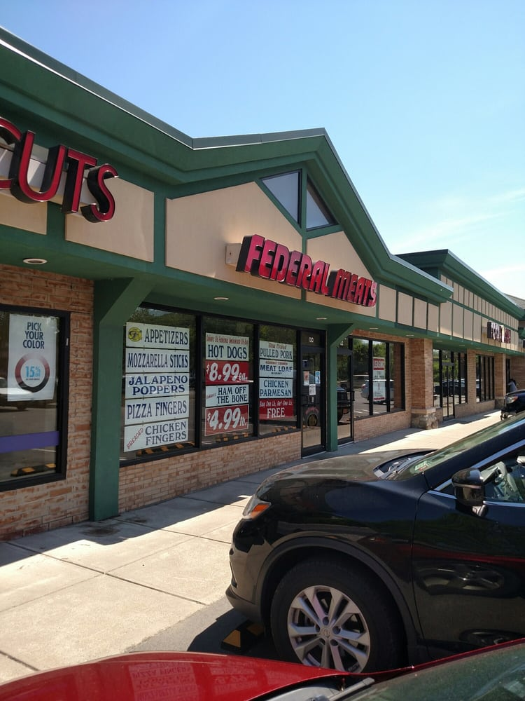 Federal Meats: 130 Grey St, East Aurora, NY