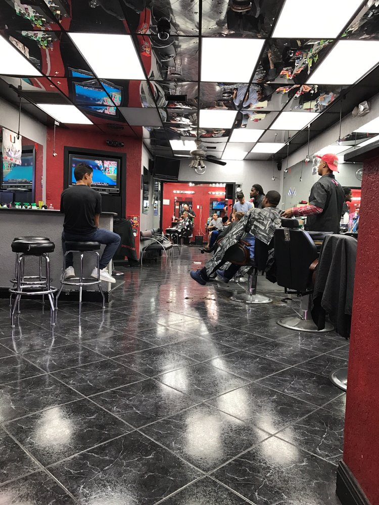 Best Auto Shop Near Me >> Goodfellas Barber Shop - 22 Reviews - Barbers - 14227 S