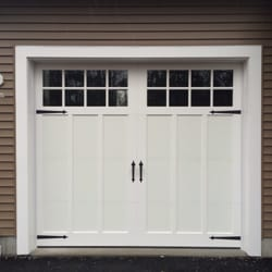 Photo Of Laviolette Garage Doors   Franklin, MA, United States. Newly  Installed Carriage