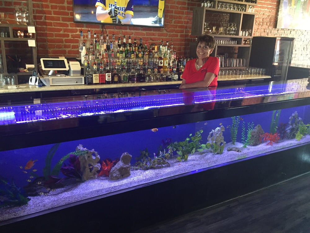the aquarium bar yelp. Black Bedroom Furniture Sets. Home Design Ideas