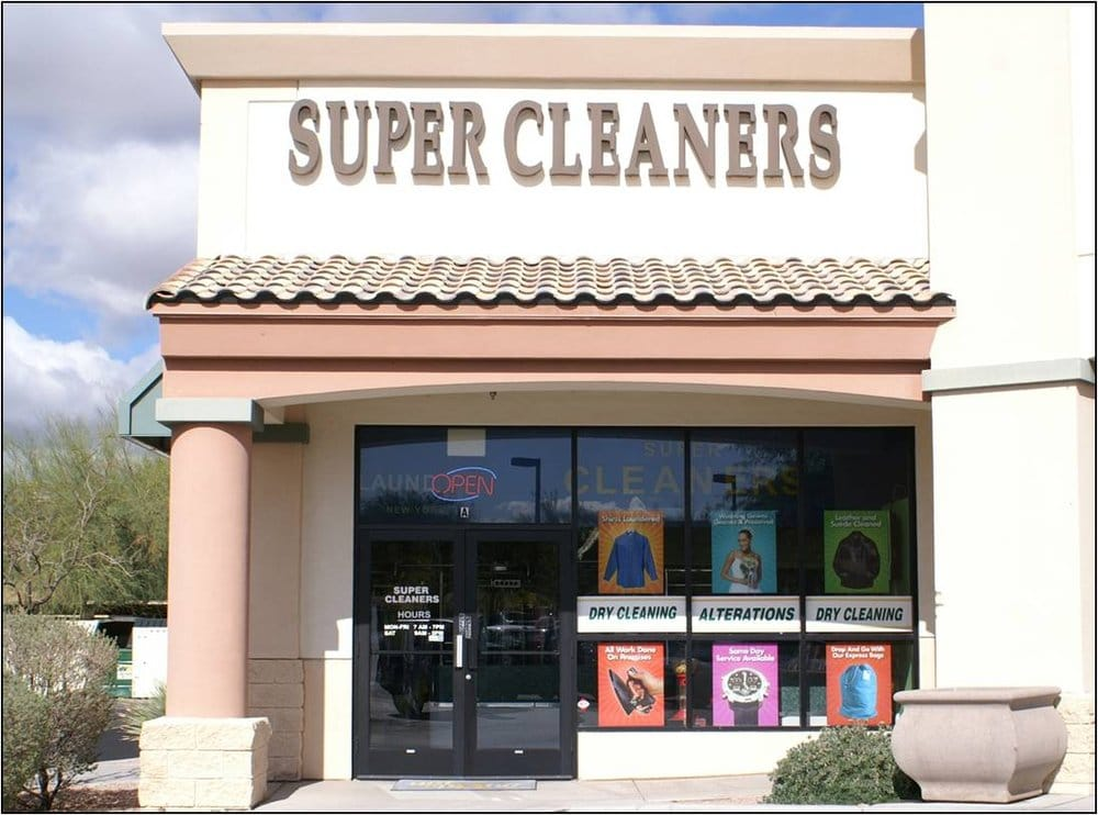 Super Cleaners