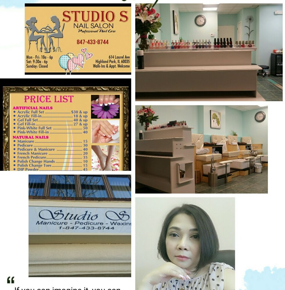 Studio S - 13 Photos - Nail Salons - 614 Laurel Ave, Highland Park ...