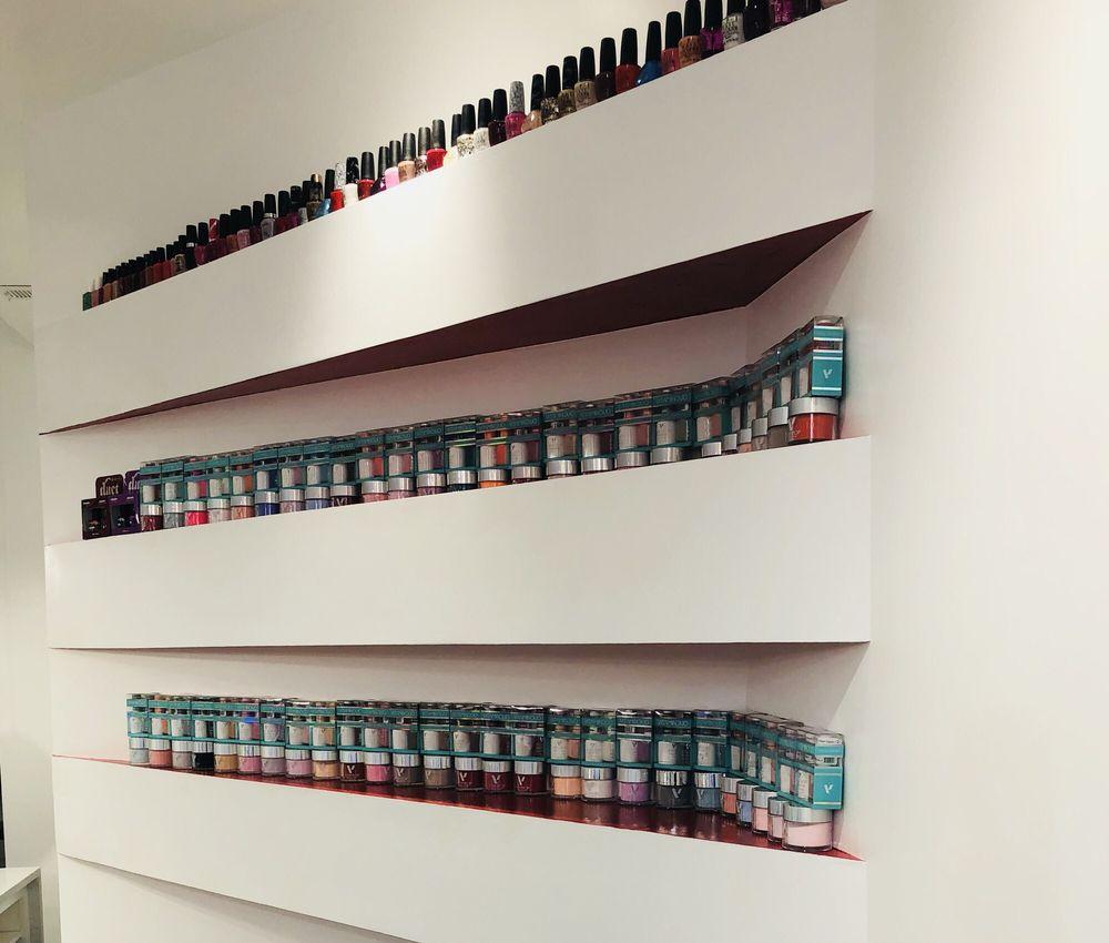 Luxe Nails & Spa: 423 S Washington St, Alexandria, VA
