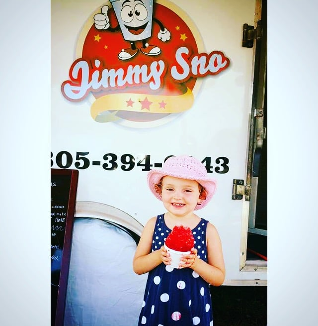 Jimmy Sno Concessions: Big Pine Key, FL