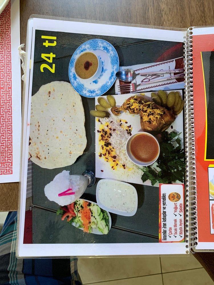Şehriyar Restaurant: Kavaklıdere Mah., Ankara, 06