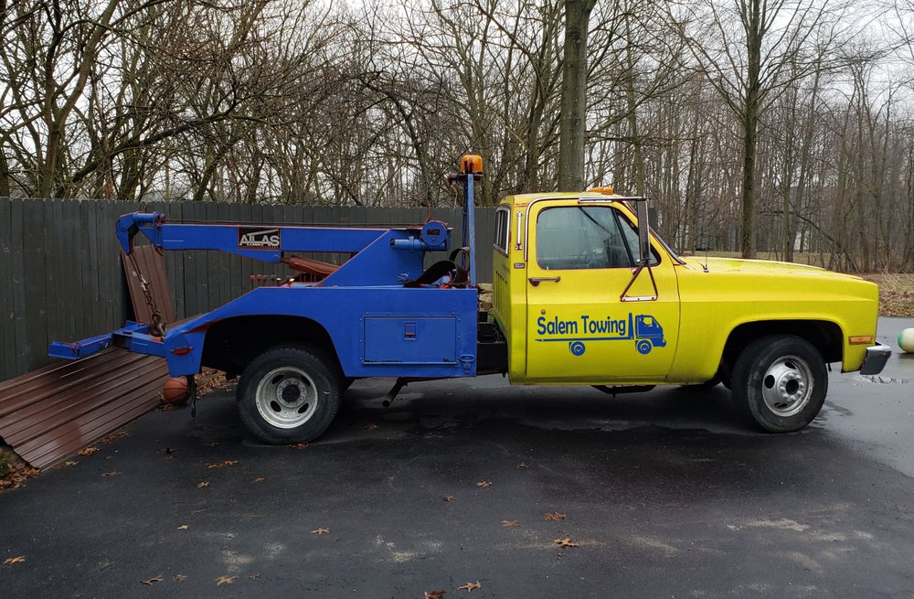 Towing business in Liverpool, OH