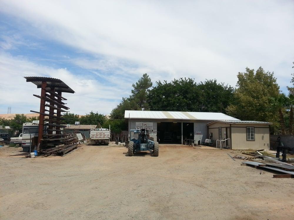 L & M Welding: 255 W Mesquite Blvd, Mesquite, NV