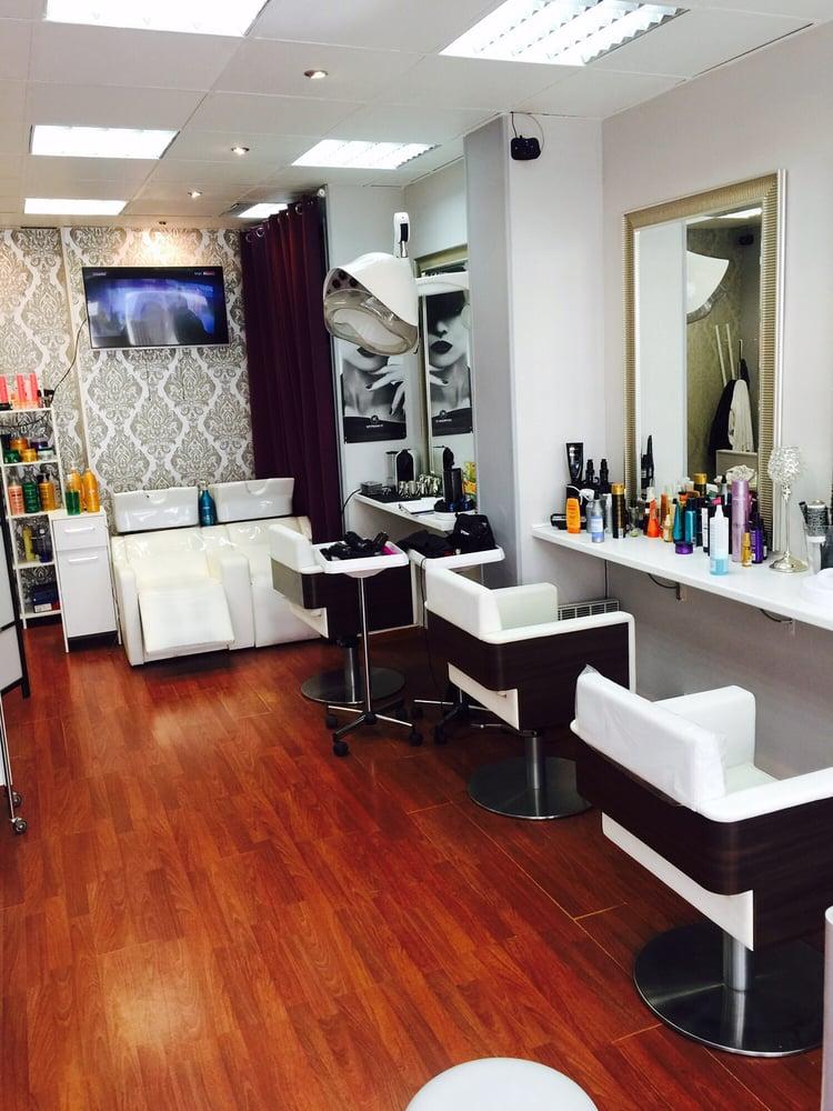 Salons de coiffure 78