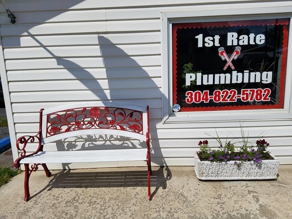 1st Rate Plumbing: 27 Springfield Pike, Springfield, WV
