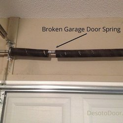 spring springs garage door to replace unwind instructions diy repair how torsion