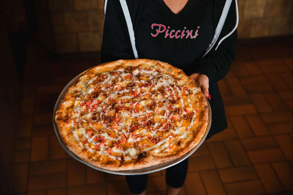 Piccini Wood Fired Brick Oven Pizza: 1260 West Ave, Ocean City, NJ