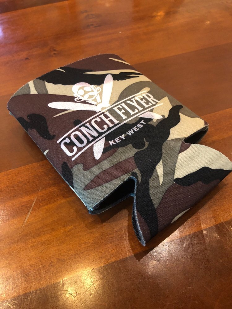 Conch Flyer